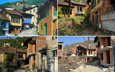 2017 – Unwanted Heritage: On the Disappearance of the Oriental City on the Balkan Peninsula